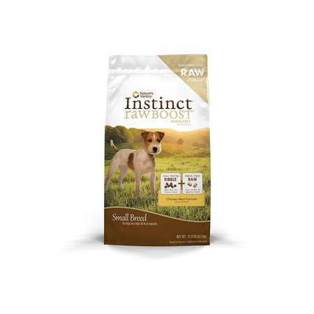 Instinct Raw Boost Dog Food Reviews