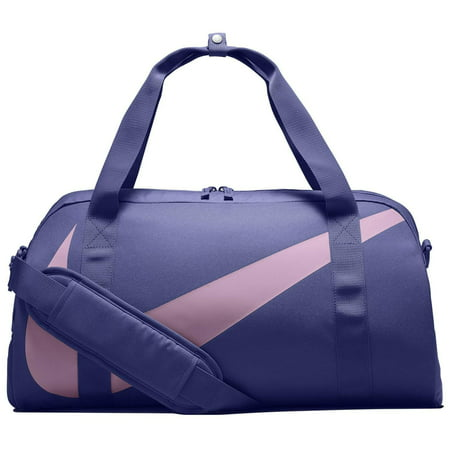 Nike nkBA5567 554 Young Athletes Gym Club Kids Sports Duffel Bag, (Rush Violet/Lt Arctic Pink, One Size)