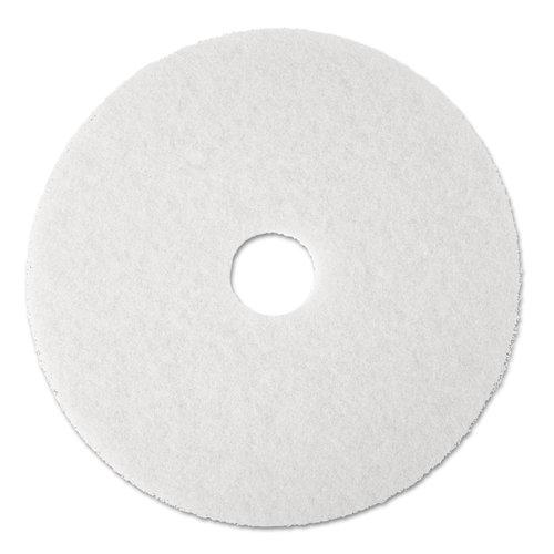 "Premiere Pads PMP4019WHI Floor Polishing Pad 19"" 5 Count"