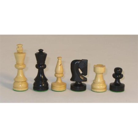 Chopra 2100b35 Russian Style Chess Pieces Single