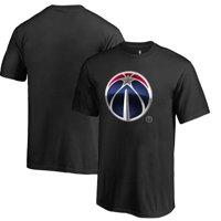 Washington Wizards Fanatics Branded Youth Midnight Mascot T-Shirt - Black