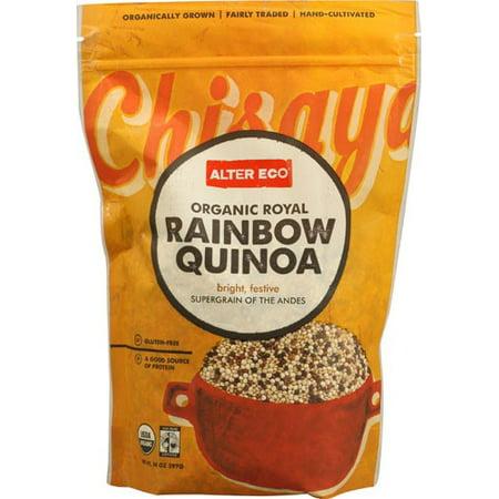 Alter Eco Fair Trade Rainbow Quinoa, 14 - Fair Trade Chocolate Halloween
