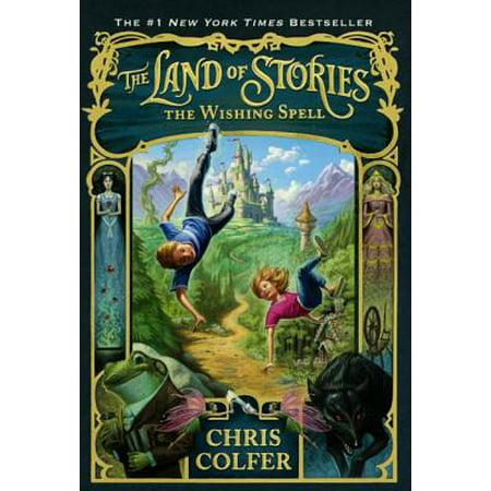 Land of Stories: The Wishing Spell (Hardcover) - Halloweentown Spells