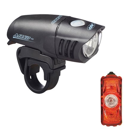 Mako 150/CherryBomb 35 Combo Bike Light, Know as the best bike lights in the industry By