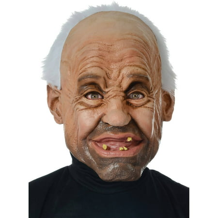 Liquid Latex Halloween Mask (Grandparent Latex Mask Adult Halloween)