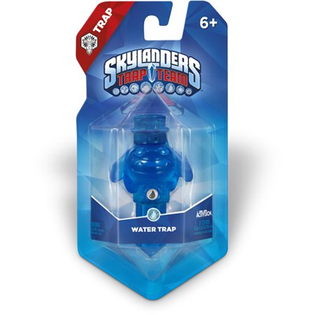 Activision Skylanders Trap Team Water Element Trap Pack
