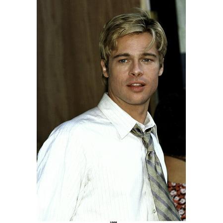 Brad Pitt behind the scenes of Meet Joe Black Photo (Meet Joe Black Best Scene)