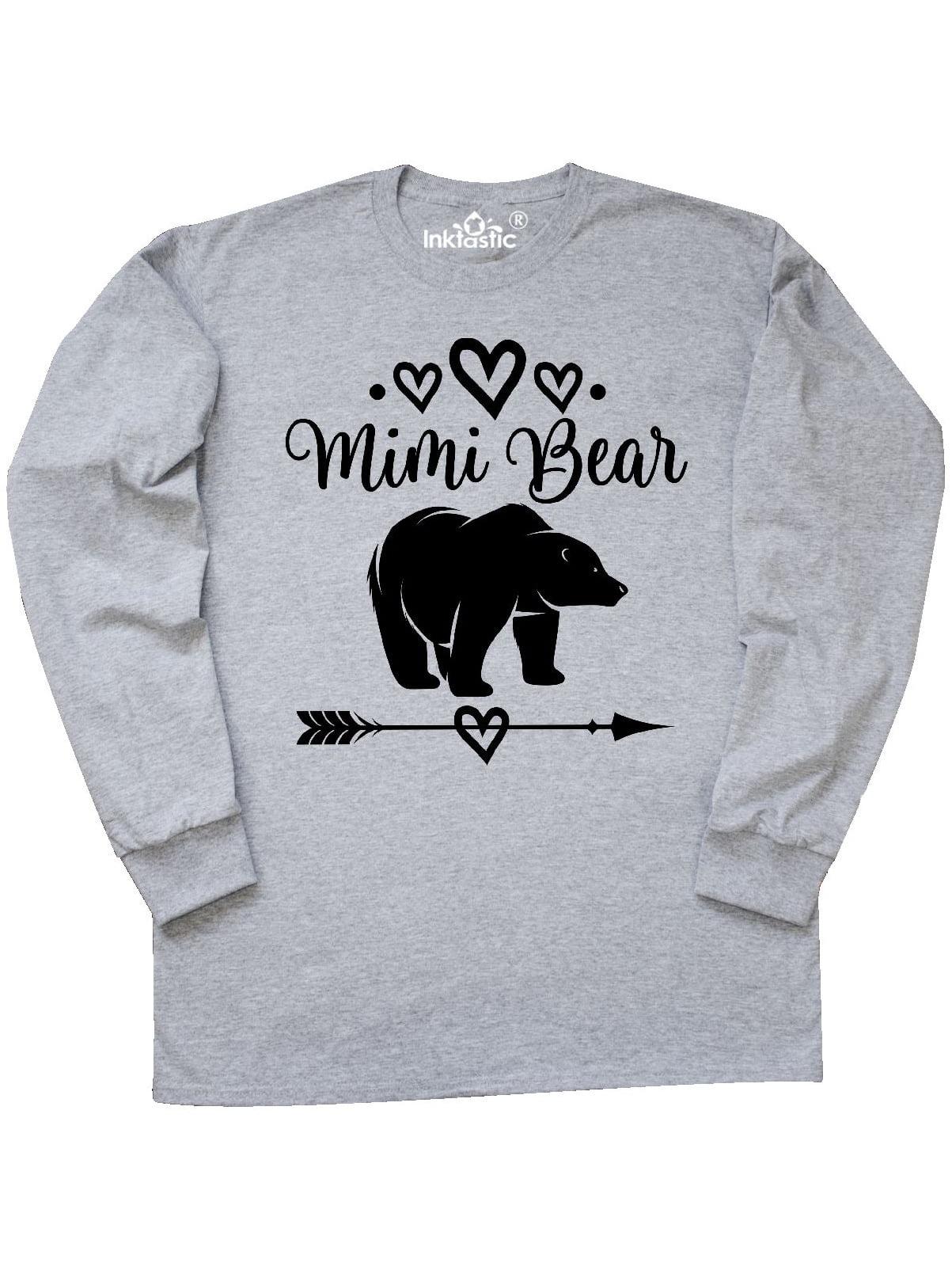 inktastic Tribal Bear Cute Girls Toddler Long Sleeve T-Shirt