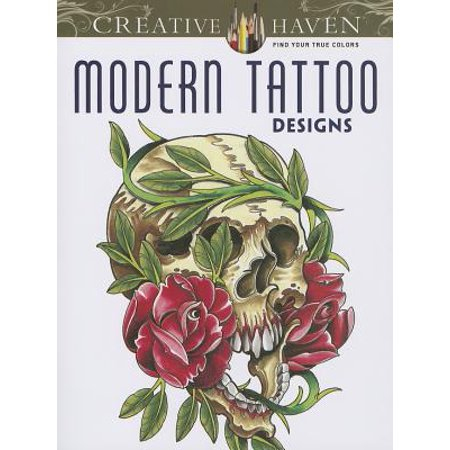 Modern Tattoo Designs (Paperback)
