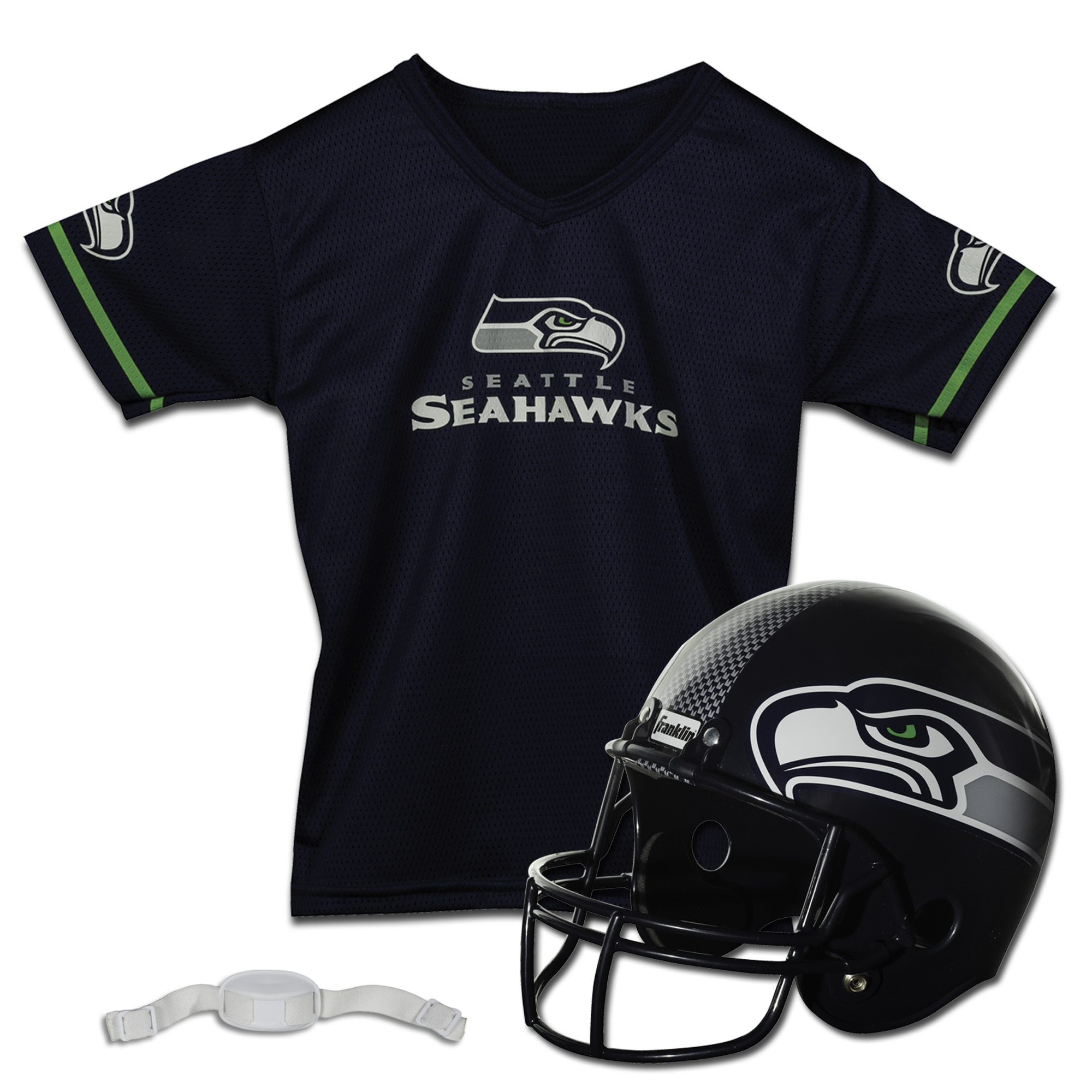 Franklin Sports NFL Team Licensed Helmet Jersey Set (Choose Team)