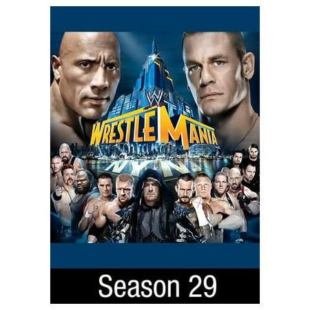 WWE: WrestleMania 29: WWE Championship Match The Rock Vs