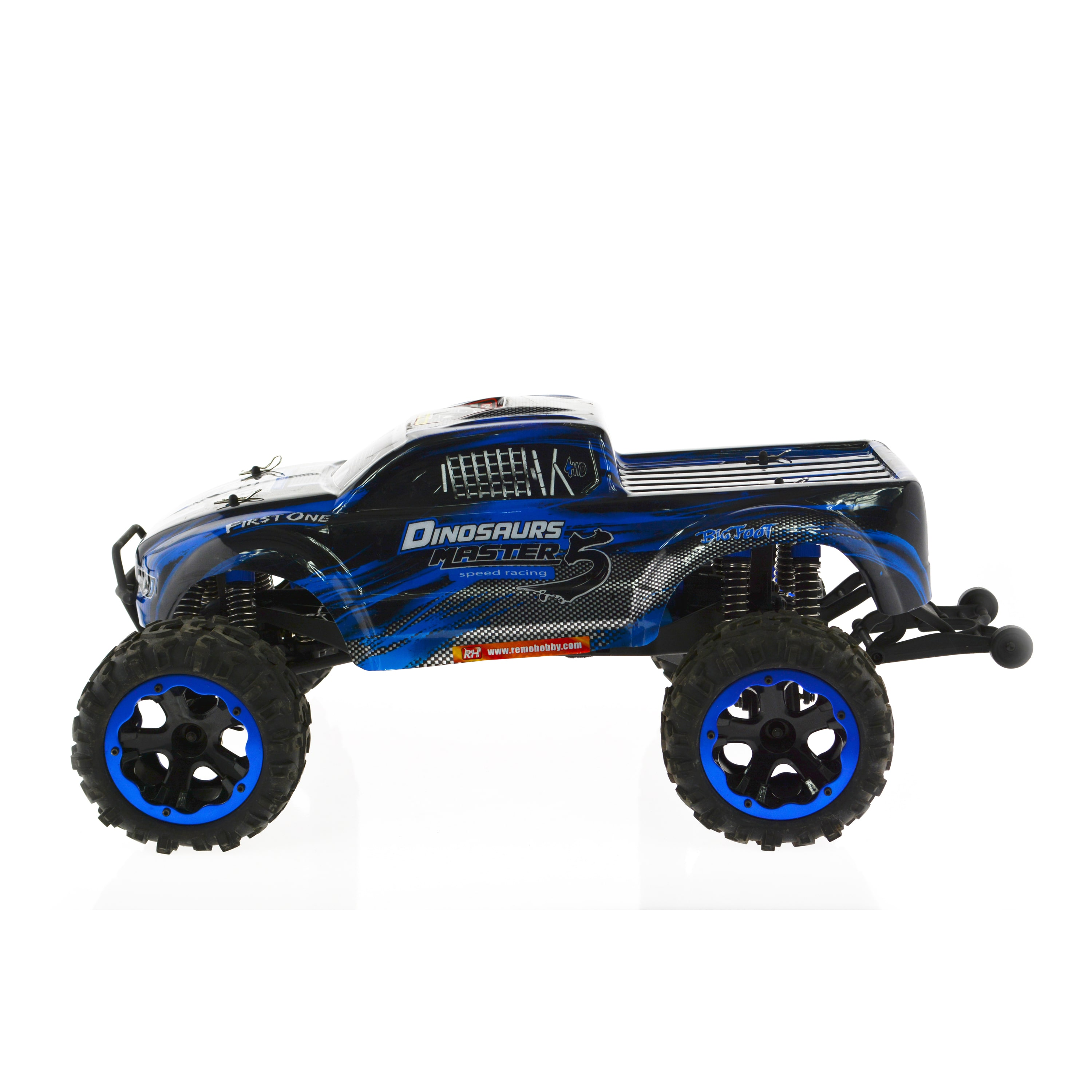 MH 1/8 Scale Electric 4WD 2.4G RC Off-Road Dinosaurs Brus...