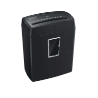 Bonsaii C204-C 6-sheet High-Security Cross-Cut Paper Shredder