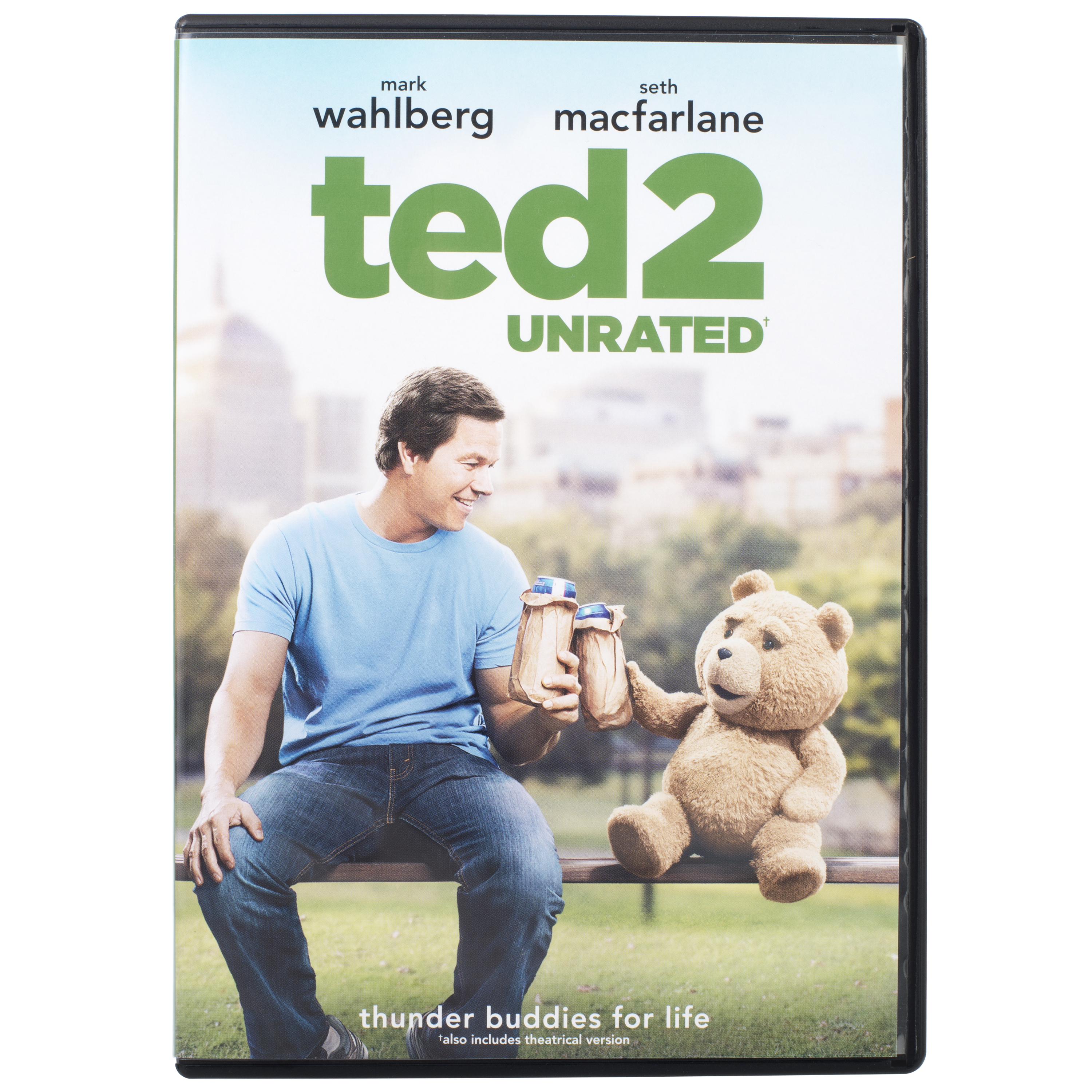 Ted 2 Unrated DVD + DIGITAL HD Combo Pack