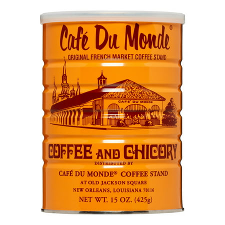 Cafe du Monde Ground Coffee, 15 Oz, 1 Ct