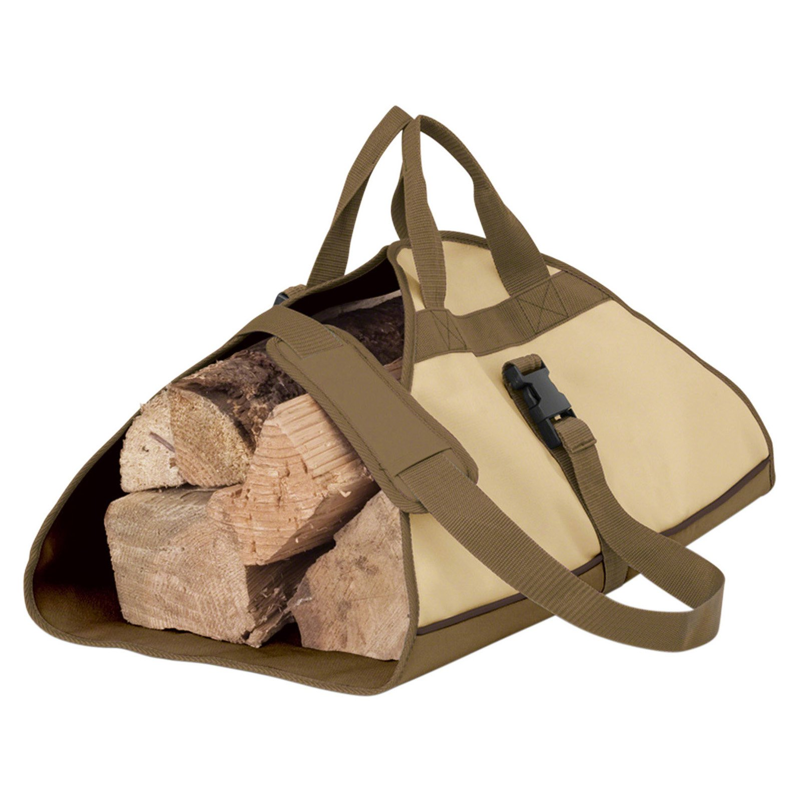 Classic Accessories Veranda Fireplace Firewood Log Carrier