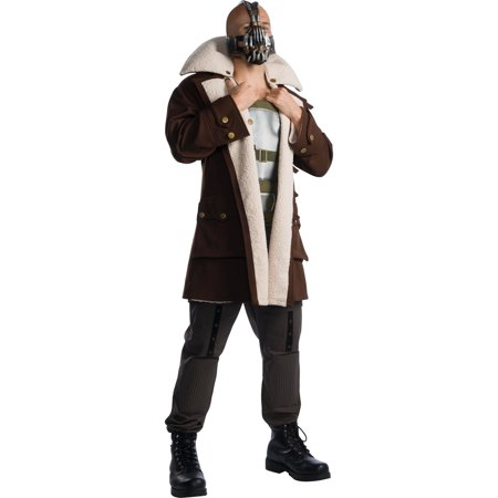 Bane Costume Halloween 2019 (Halloween Men's Bane Adult)