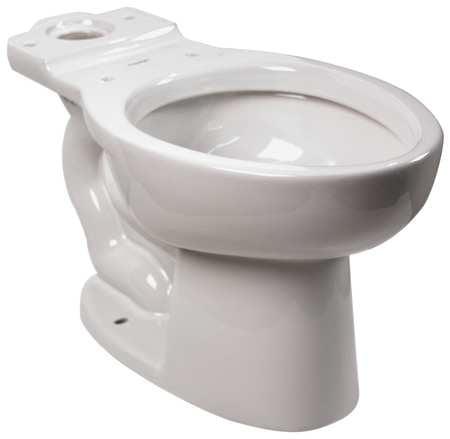 AMERICAN STANDARD Toilet Bowl,Floor,Elongated,15 In H 3481001.02