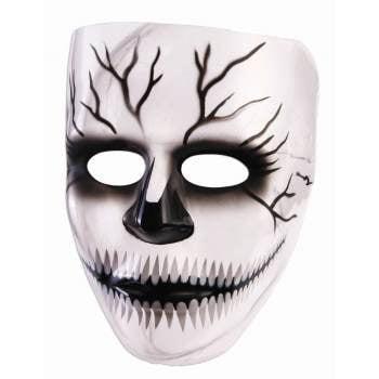 MASK - TRANSPARENT SKULL - Transparent Mask