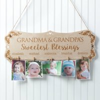 Personalized Wood Photo Plaque