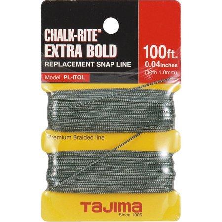 Tajima Extra Bold Snap Line