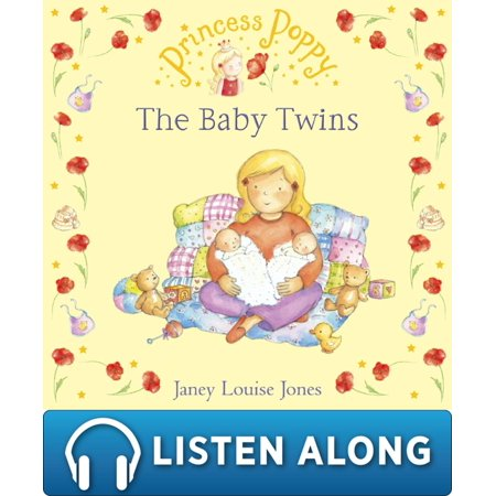 Princess Poppy: The Baby Twins - eBook (Twin Baby Book)