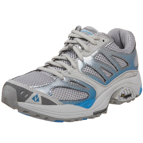 Vasque Women's Transistor FS Trail Running,Glacier Gray Blue,9.5 M by VASQUE