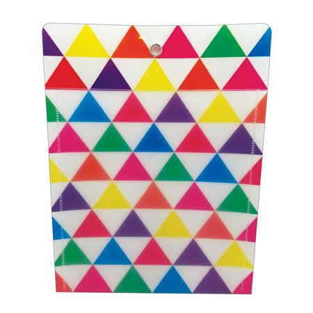 Smart Poly Pocket Triangles 10X13 - image 1 of 1