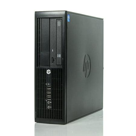 Refurbished HP Pro 4300 SFF  i3-3220 3.30GHz 8GB 500GB Win 10 Pro 1 Yr