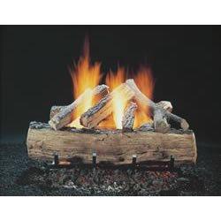 Hargrove 18 Inch Rga 2-72 Approved Seasoned Split Oak Gas Logs