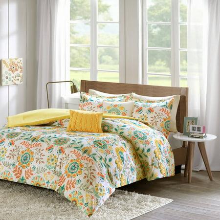 Home Essence Apartment Eva Boho Comforter Bedding Set