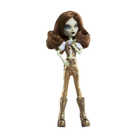 "Siva Zombie Doll Set, 2 different worlds of fashion and accessories for Mystixx the Vampires ""transforming"" fun By Mystixx Ship from US"