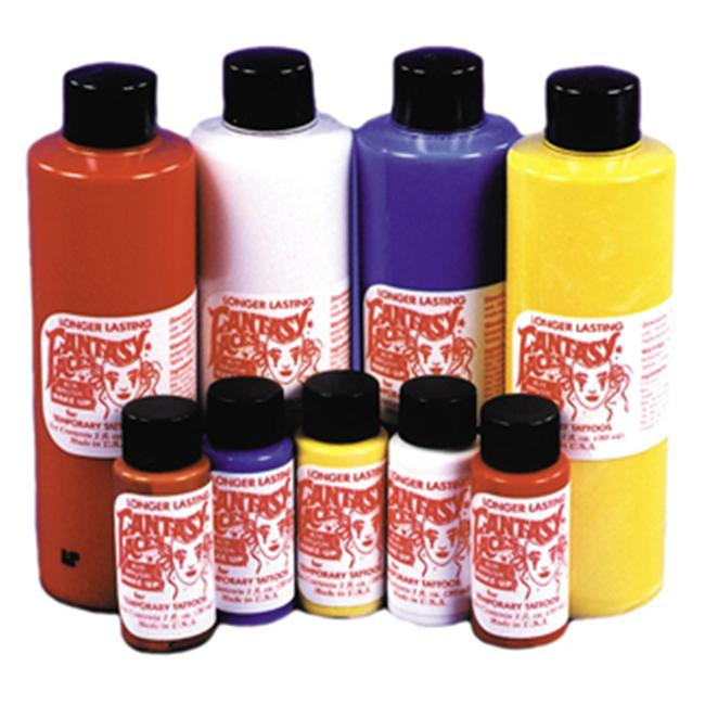 Costumes For All Occasions Fpa42 Tattoo Yellow Costumes For All Occasions 1Oz