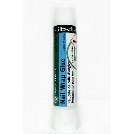- IBD 5 Second Nail Wrap Glue 2g #55302