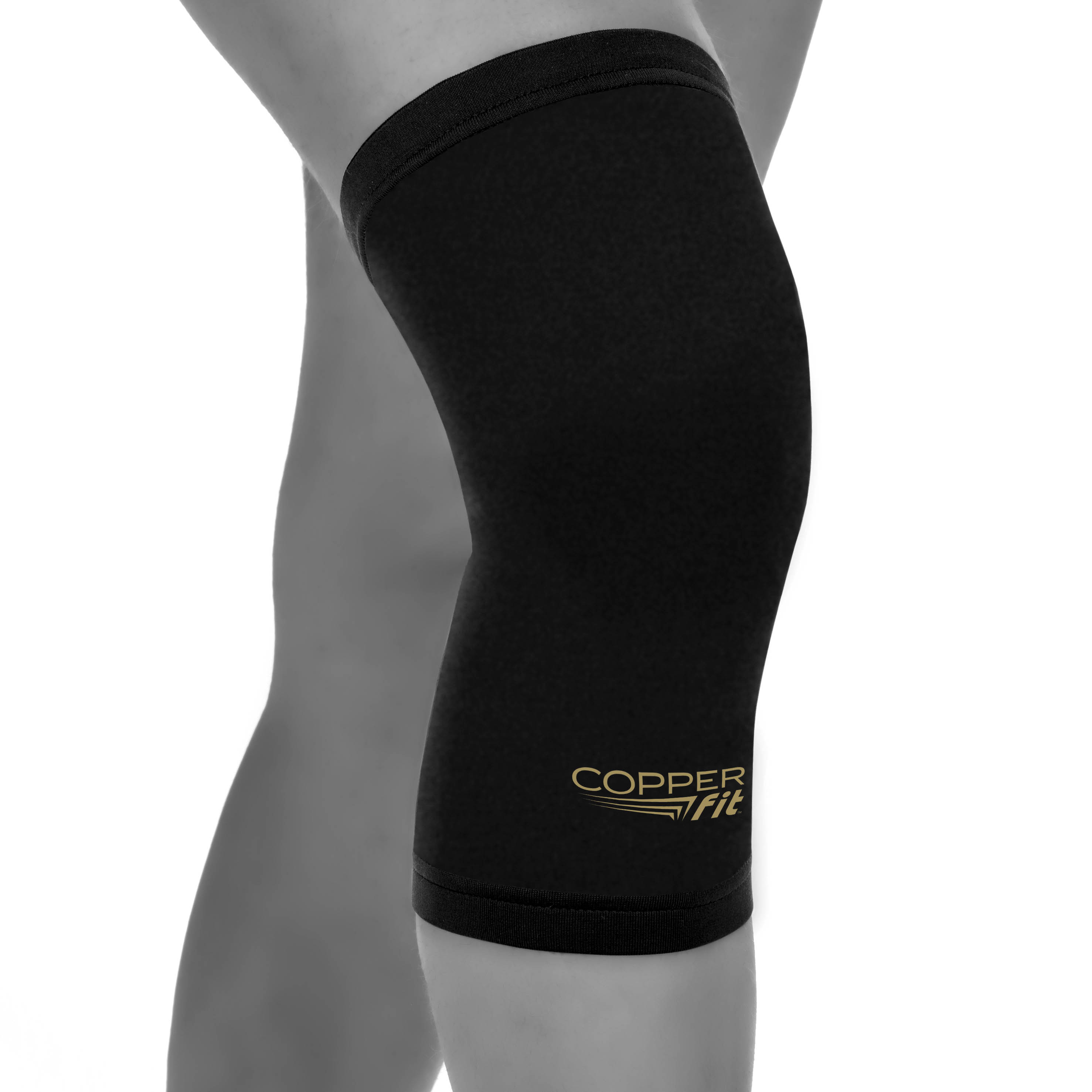 Copper Fit Compression Knee Sleeve, Large