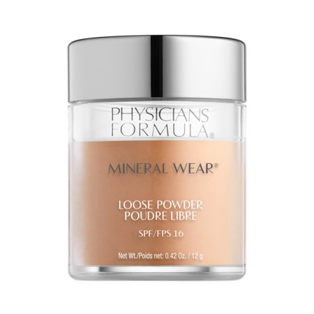 Physicians Formula Mineral Wear Loose Powder SPF 16, Golden Caramel