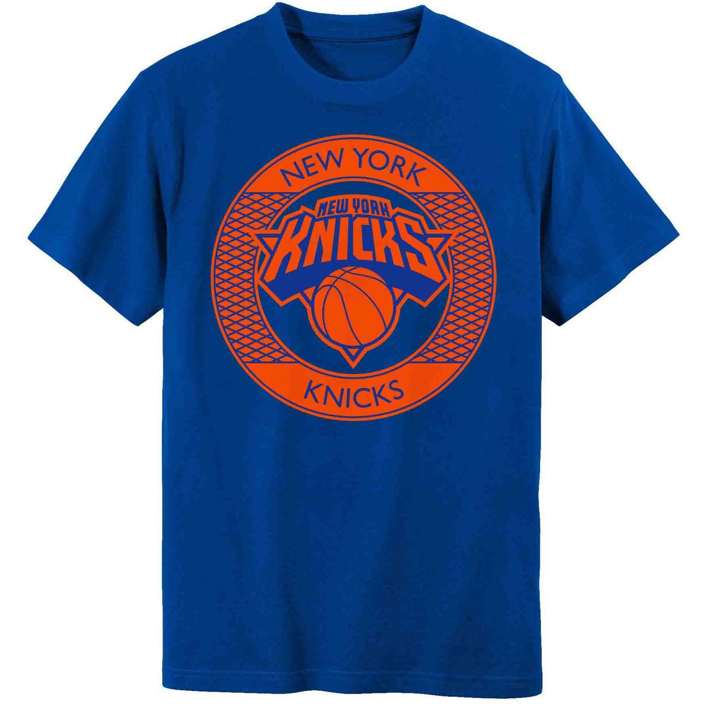 NBA New York Knicks Youth Team Short Sleeve Tee