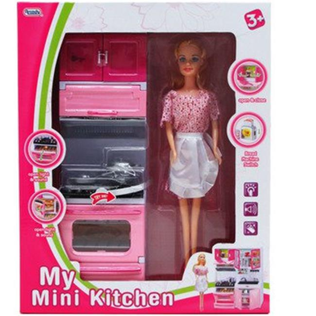 DDI 2284781 Battery Operated My Mini Kitchen Series, Case of 6