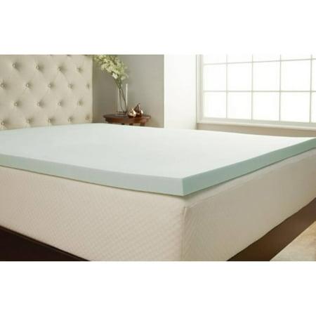 Isotonic Serene Comforttech Foam 2 Quot Twin Size Mattress