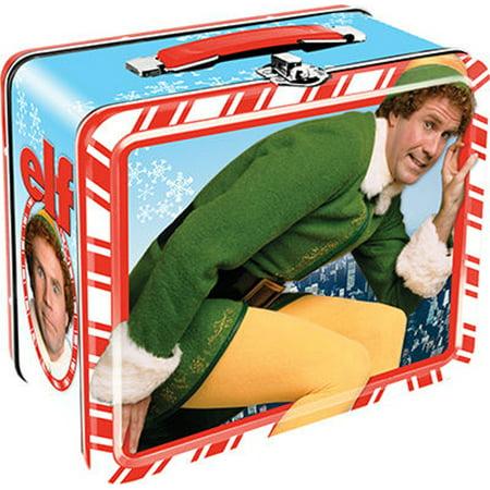 Elf Lunch Box Buddy The Elf Movie Santa Christmas Holidays Foods Novelty