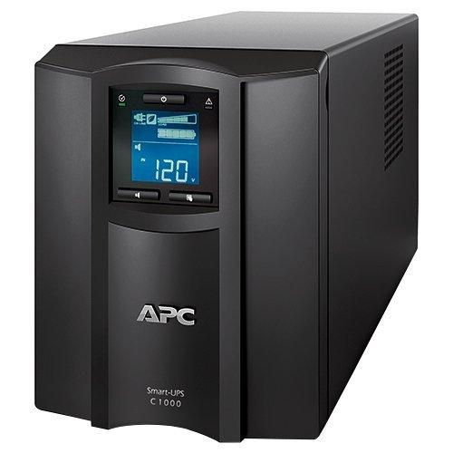 APC Smart-UPS C 1000VA LCD UPS 600 Watt 1000 VA by APC