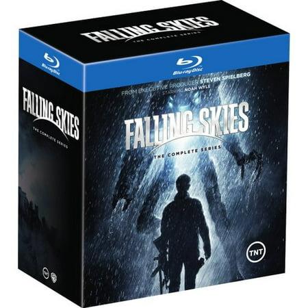 Falling Skies: The Complete Series Box Set (Breaking Bad Blu Ray Box Set 1 5)