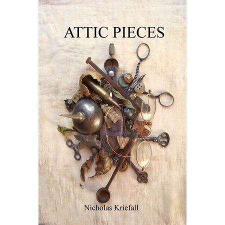 Attic Pieces Ebook Walmart Com