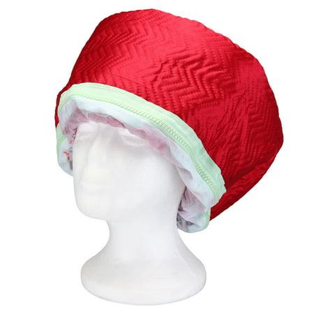 Meigar Hair Thermal Steamer Treatment Hat Hair Styling and Treatment Steam Cap Detachable Hair Mask Heating Cap Hair Caring (Treatment Mask Trio)