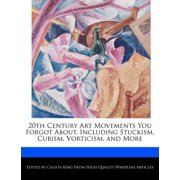 20th Century Art Movements You Forgot About, Including Stuckism, Cubism, Vorticism, and More