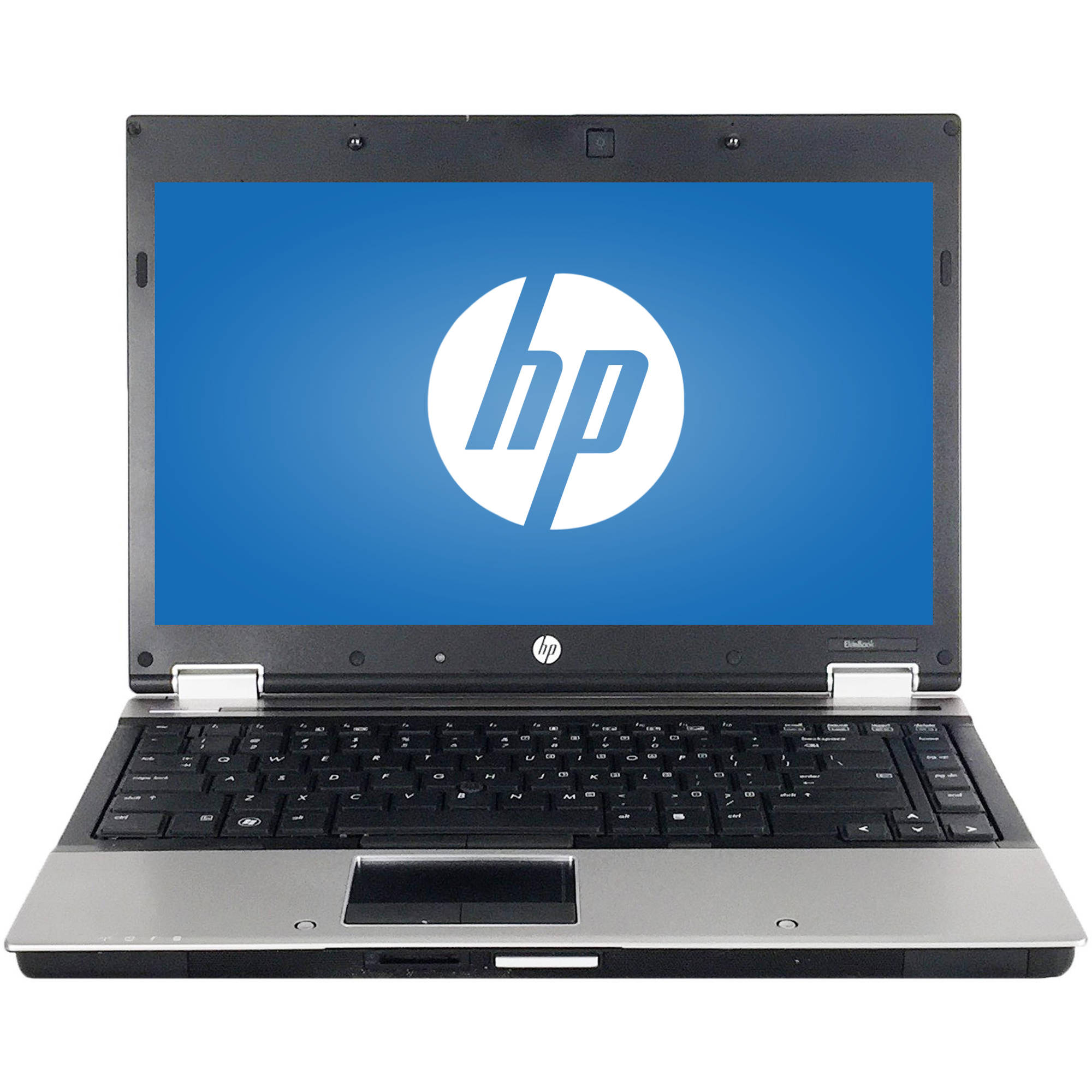 "Refurbished HP EliteBook 8440P 14"" Laptop, Windows 10 Pro, Intel Core i5-520M Processor, 4GB RAM, 250GB Hard Drive"