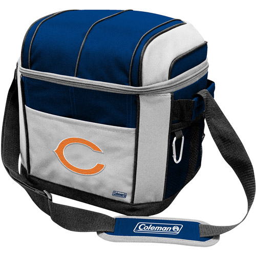 "Coleman 11"" x 9"" x 13"" 24-Can Cooler, Chicago Bears"