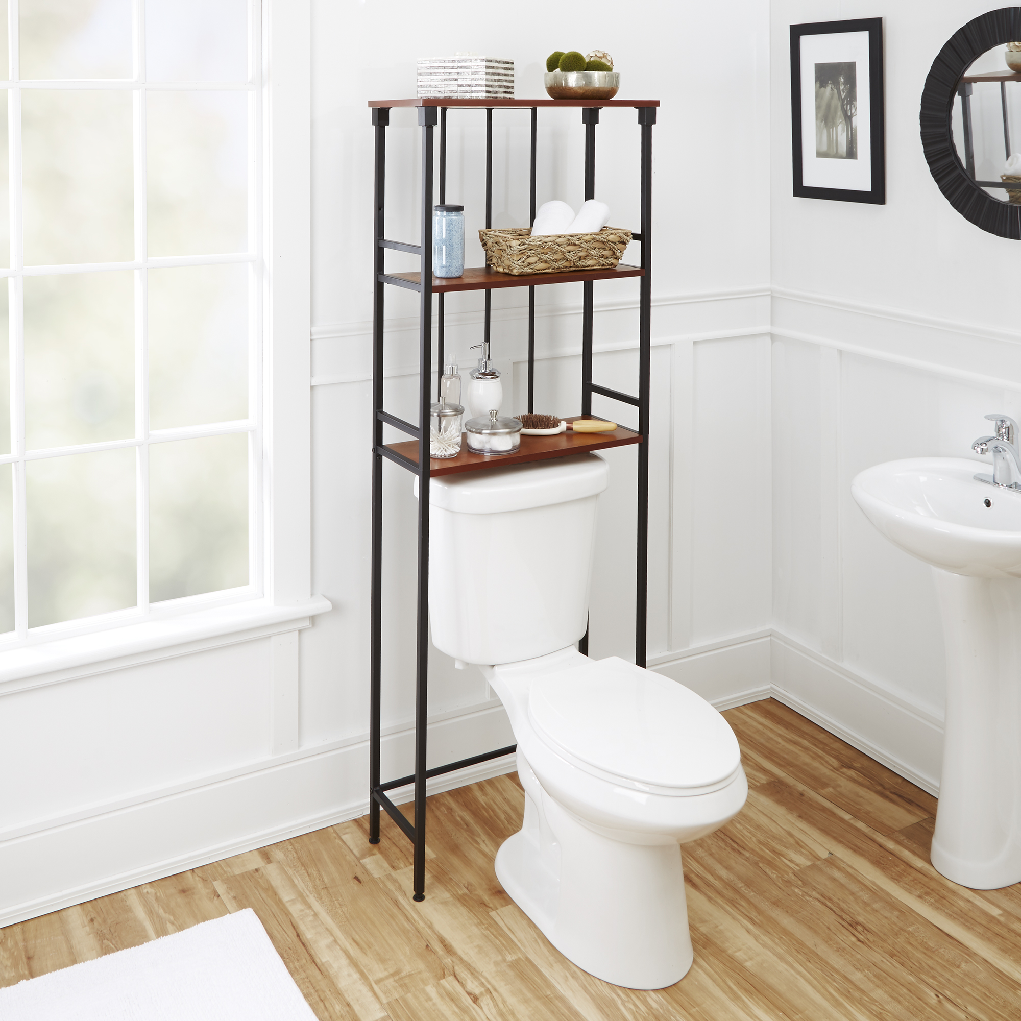 Chapter Kensington Bathroom Space Saver, Multiple Colors