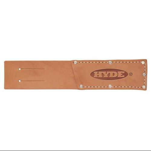Hyde Sheath, Knife, Simulated Leather, Tan, 56500