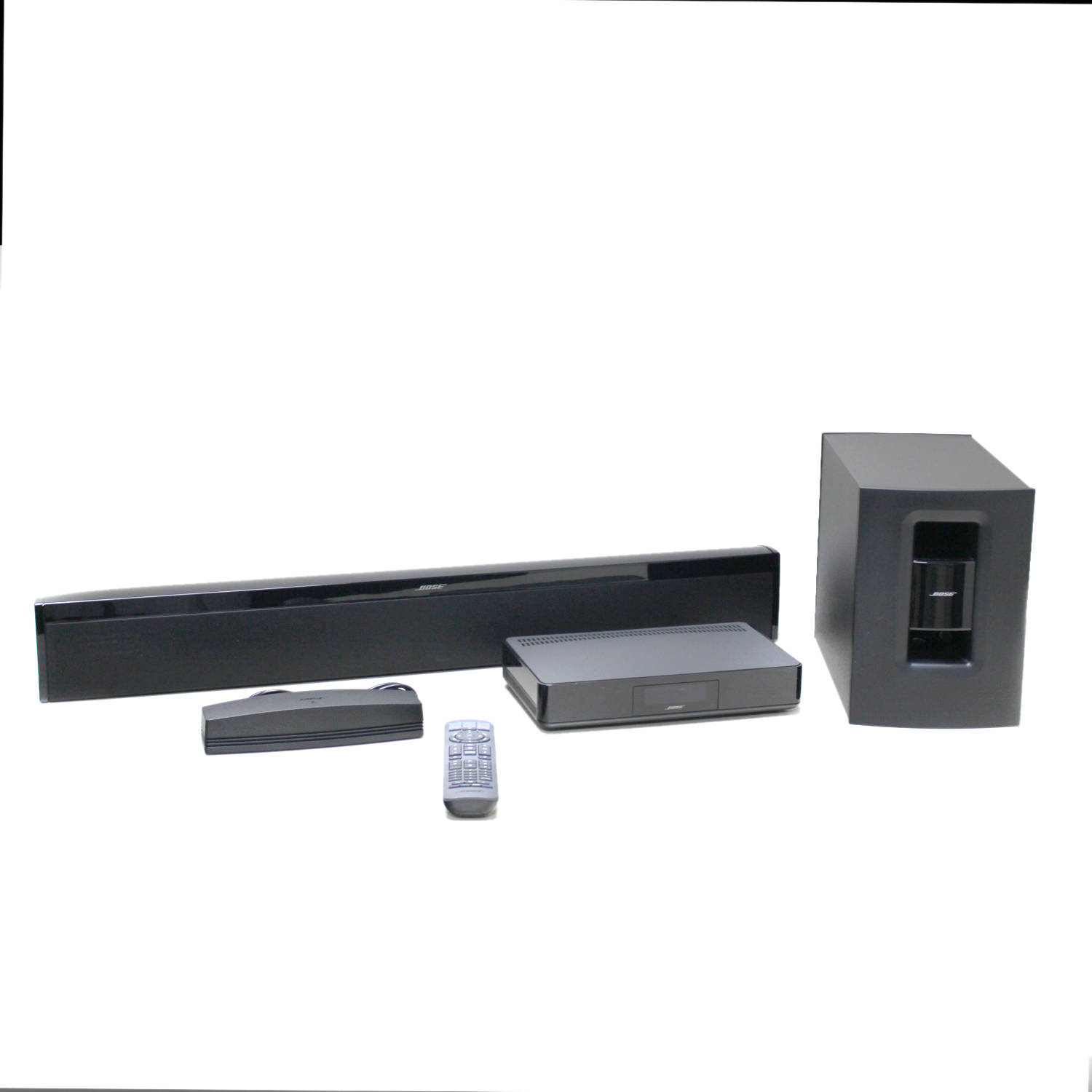 Bose soundtouch 130 home theater system black 738484 1100 b amp h - Bose Soundtouch 130 Home Theater System Black 738484 1100 B Amp H 3